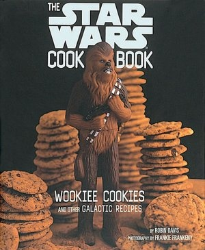 Star Wars Cookbook. A great idea to get boys cooking; has some neat pictures as well. Not the most healthy food but definitely some fun recipes and easy to make. There is also a 2nd Star Wars cookbook called 'Darth Malt'.  $11.58