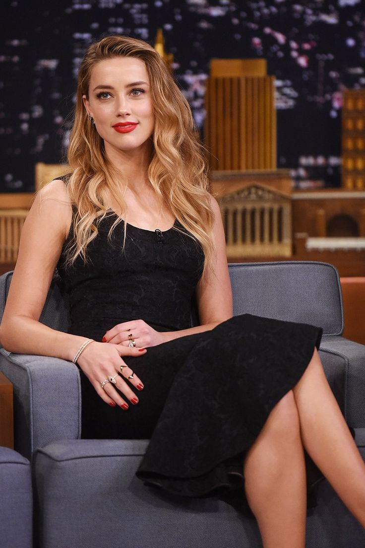 Amber Heard - June 22, 2015