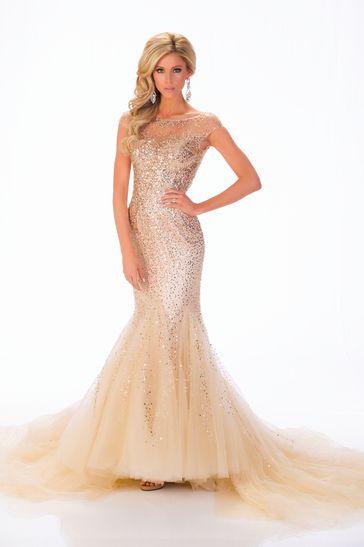 Miss Oklahoma Makenzie Muse. Love the dress!