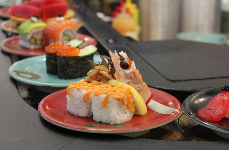 If hard currency was sushi, we think the world would be a better and yummier place. If you feel even remotely the same then keep on reading to see our choice of Sydney's best sushi trains.