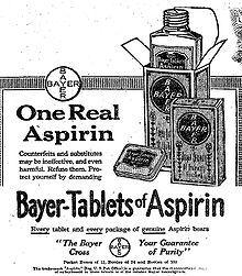 Aspirin .. simple aspirin. No Tylenol, No Advil etc ... just aspirin. It does the job.