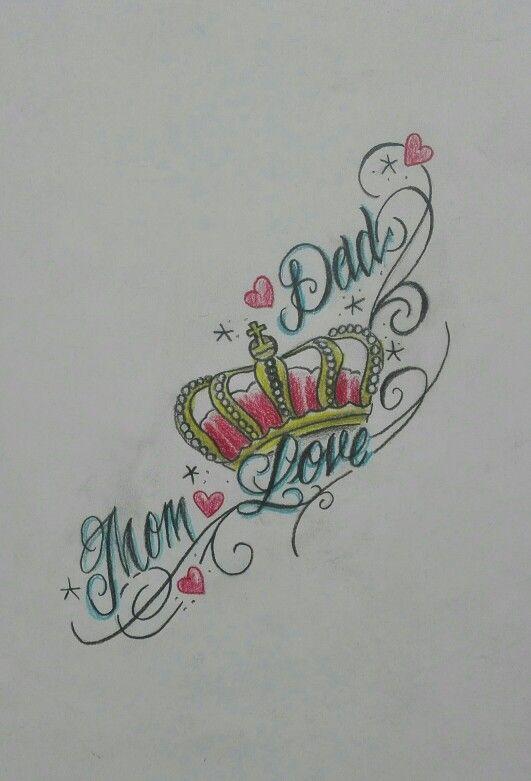 #mom #dad #corona #montefortetattoo