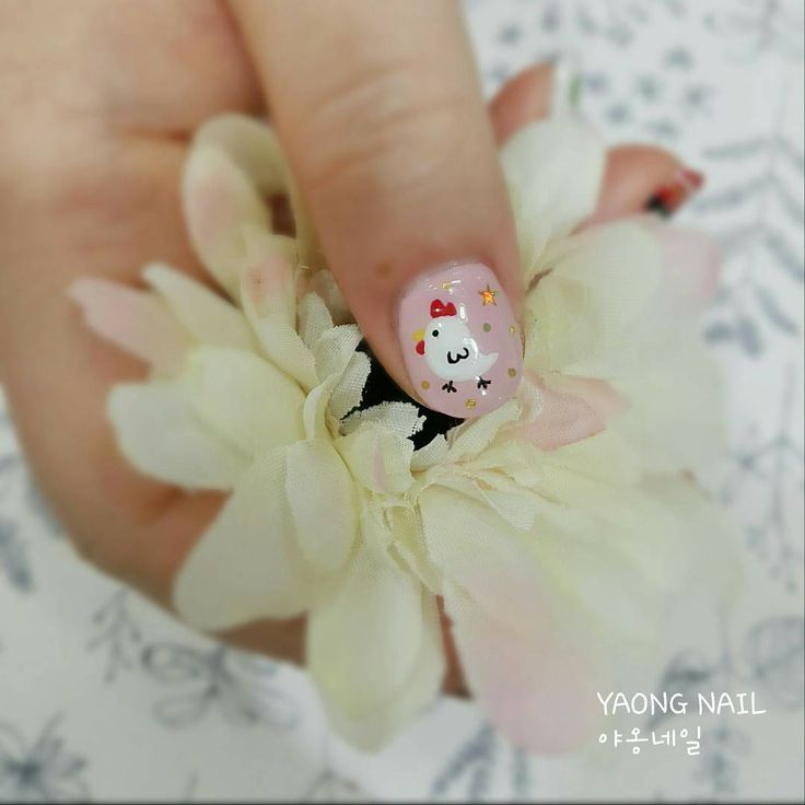 Chicken nail See this Instagram photo by @yaong_nail • 25 likes