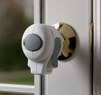 Kidco Door Knob Lock Prevent your toddler from opening doors with potentially dangerous items inside with the KidCo Door Knob Lock. With the Read more http://shopkids.ca/toys-games/kidco-door-knob-lock-white-2pk/