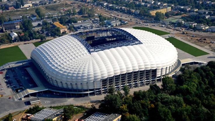 Estadio Lviv, Ucrania