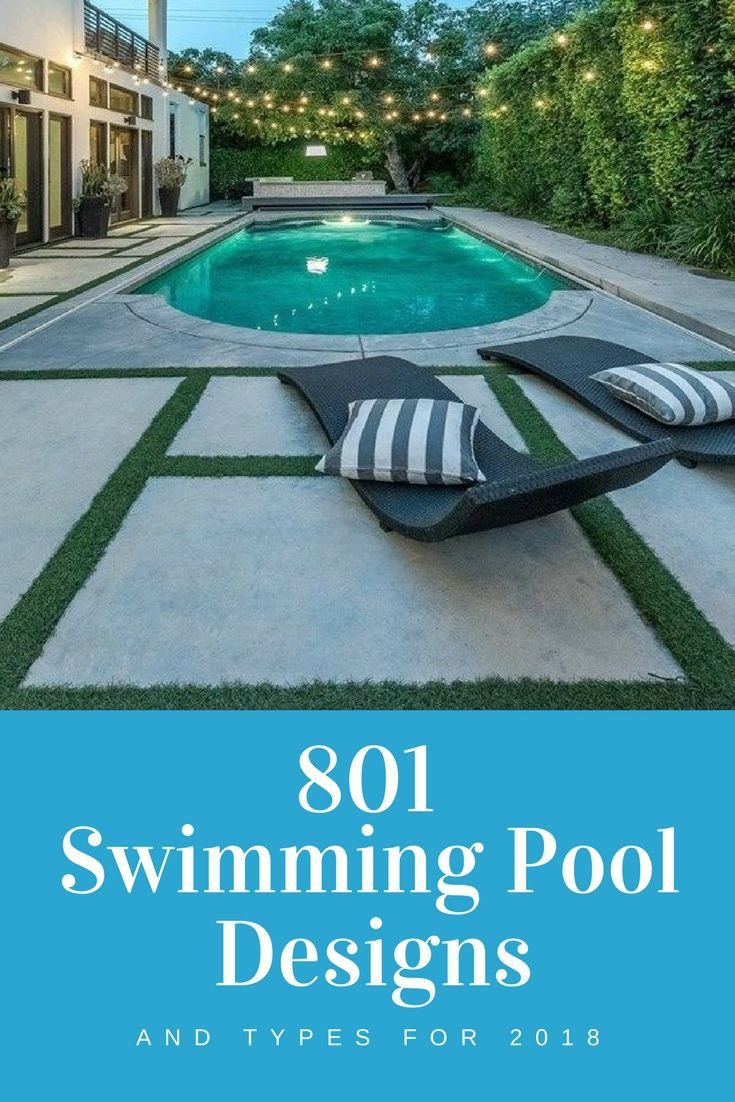 99 Swimming Pool Designs and Types (2019 Pictures) | Dive Right In ...