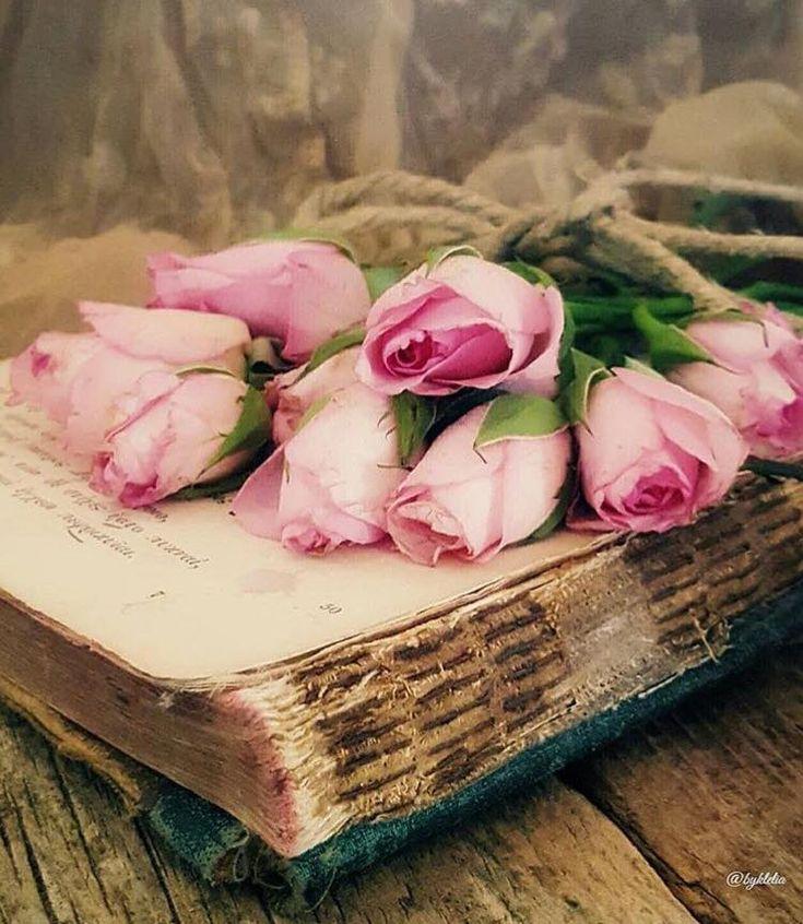 Поздравление цветы книги вырезанные