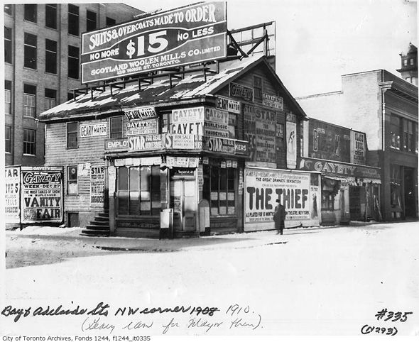 Vintage Signage Toronto