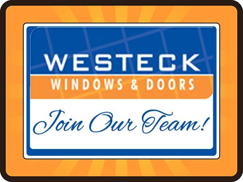 We're Currently Hiring! Westeck Windows and Doors (Vancouver) requires an Interior Door Sales Consultant to join our team! *This Consultant will be working with designers, architects, contractors and homeowners. To learn more about this position and how to apply, please click on the image. Thank you!