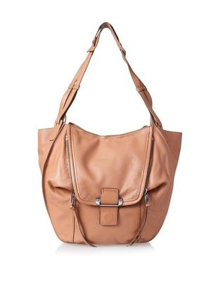57% OFF Kooba Women's Zoey Shoulder Bag, Tan