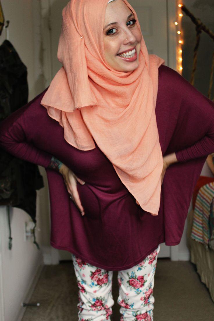 Pregnant Hijabi #hijab #hijabfashion