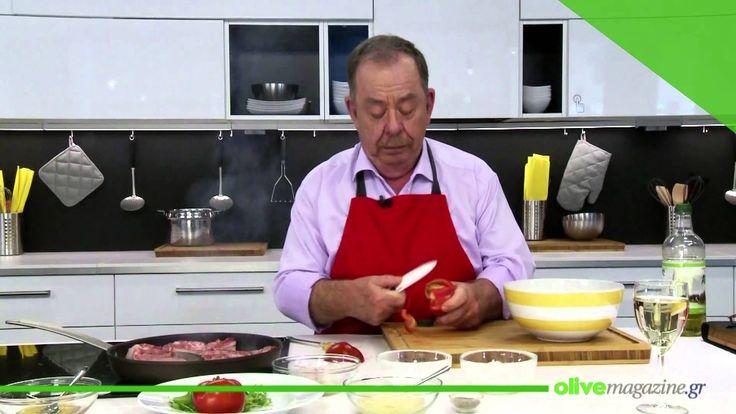 Χοιρινές μπριζόλες στο τηγάνι με μέλι και μουστάρδα - olivemagazine.gr