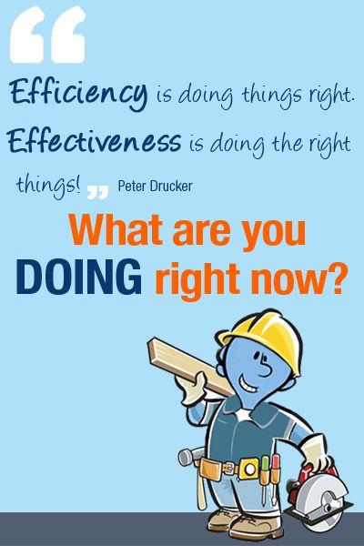 Optimasi Antara Efisiensi Dan Efektivitas
