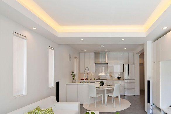 Best 25 techos de escayola ideas on pinterest molduras for Falso techo decorativo en escayola