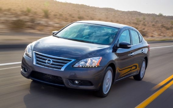 This is the new 2013 Nissan Sentra. What do you think?