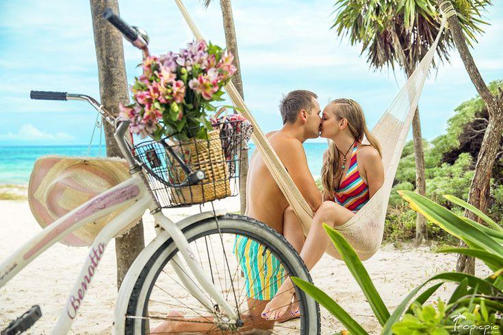 Медовый месяц за границей, на островах, организация церемонии на пляже, свадьба у моря, фотограф в Мексике, фотосессия в Таиланде , Бали и на Мальдивах. Париж, Италия, Прага. Мексика | TropicPic
