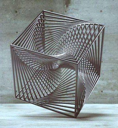 A 3D tightening spiral closer to Mass
