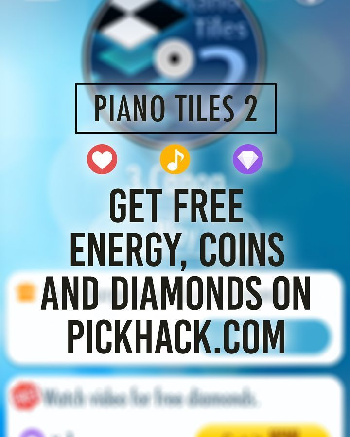 LETS GO TO PIANO TILES 2 GENERATOR SITE!  [NEW] PIANO TILES 2 HACK ONLINE 100% WORKS FOR REAL: www.generator.pickhack.com Add up to 999999 Energy Coins and Diamonds for Free: www.generator.pickhack.com 100% working and added instantly! No more lies: www.generator.pickhack.com Please Share this real hack online guys: www.generator.pickhack.com HOW TO USE: 1. Go to >>> www.generator.pickhack.com and choose Piano Tiles 2 image (you will be redirect to Piano Tiles 2 Generator site) 2. Enter your…