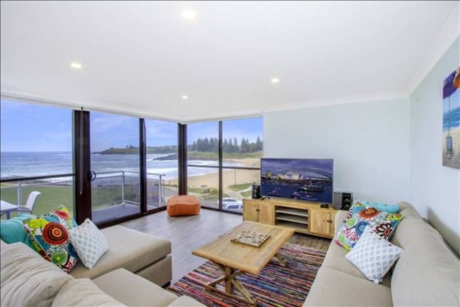 Carter's Cove The Penthouse on, a Kiama Apartment | Stayz