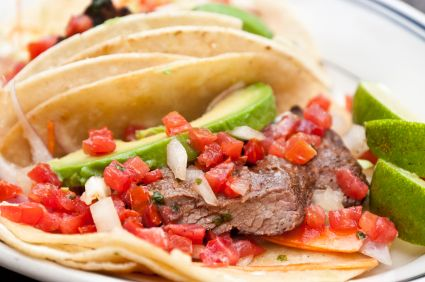 Chef Jose Garces' Steak Tacos