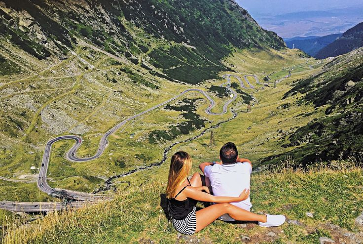 Enjoying the view #transfagarasan