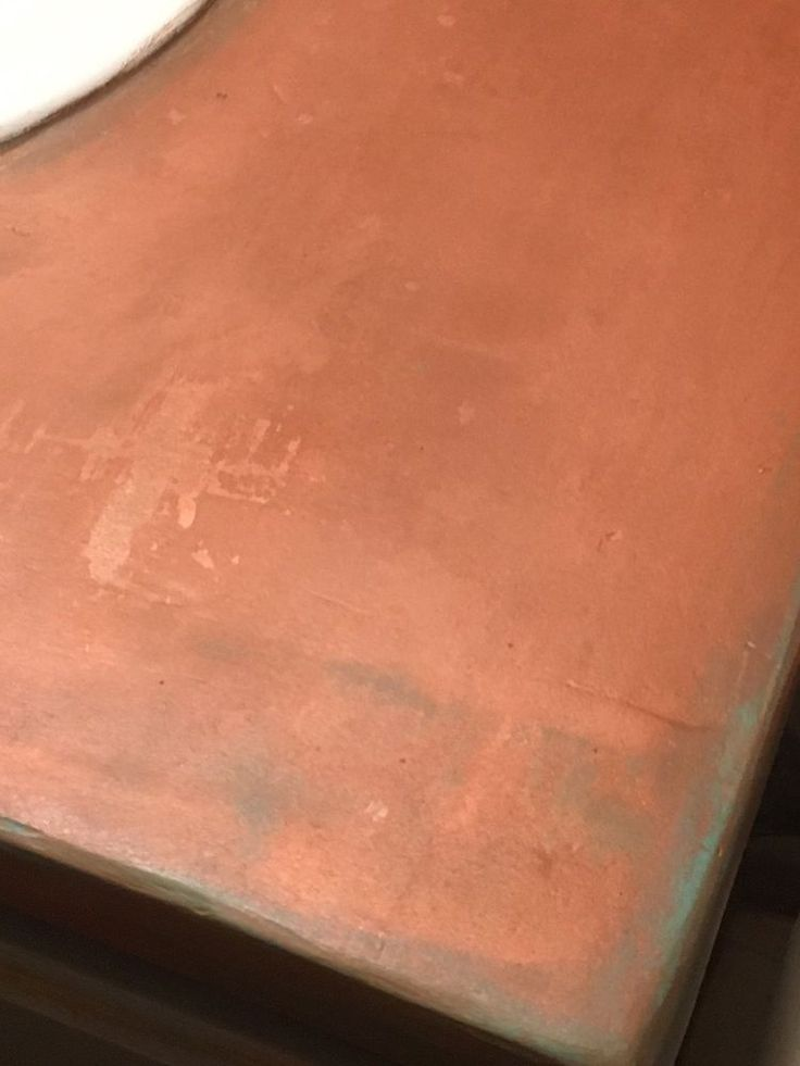 Turn Boring Countertops to Copper for $20