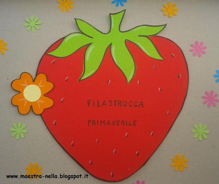 maestra Nella: libretto ' filastrocca primaverile'