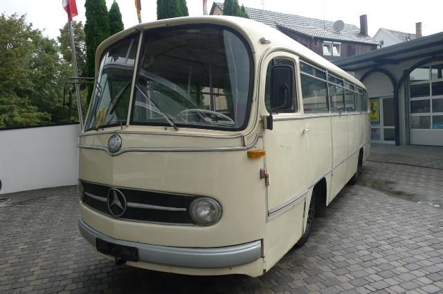 Mercedes-Benz, O 321 H mit Panoramafenstern, Bus, Autocar à 74076 Heilbronn, occasion achetez sur AutoScout24 Trucks
