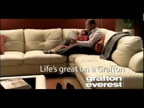Watch this #video of @GraftonEverest #couches available at @MFurnishers #distributors of  #GraftonEverest!