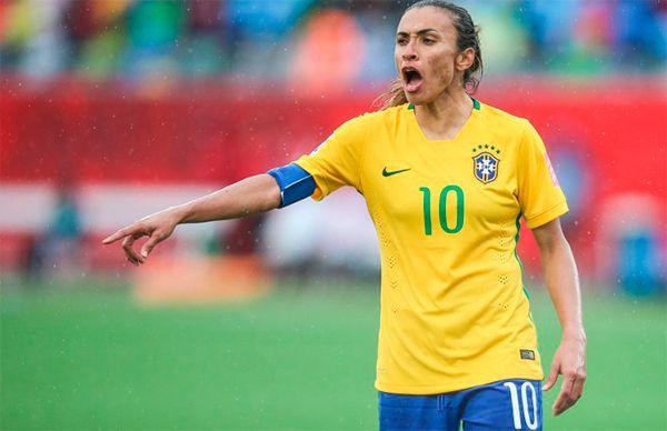 Brasileira Marta é indicada ao prêmio de melhor jogadora do mundo - CORREIO | O QUE A BAHIA QUER SABER:
