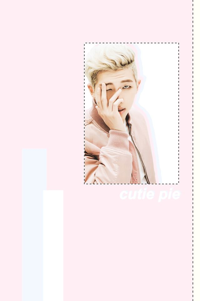 Rap Monster Background Iphone Pin By Jungkook97 On Jungkook In 2018