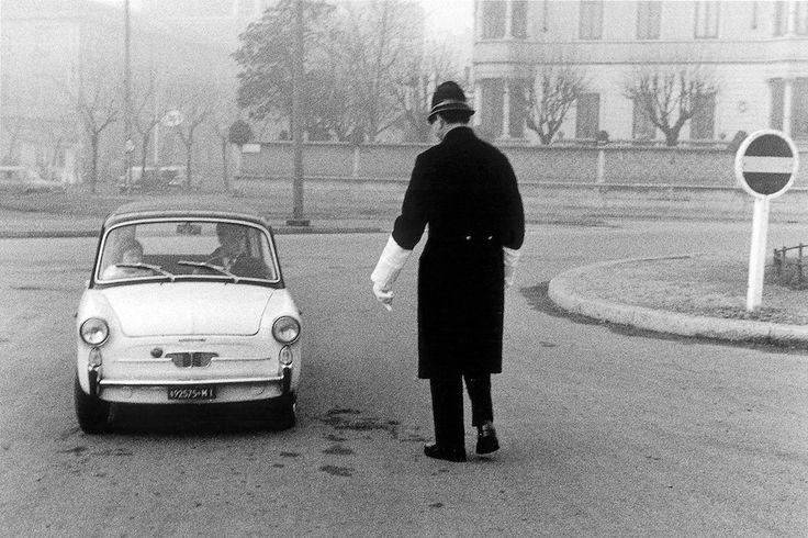 Foto: Gianni Berengo Gardin - Milano 1959