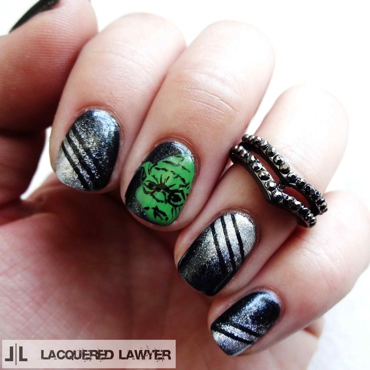 50 best Movie Nail Art images on Pinterest | Cinema, Movie and Movies
