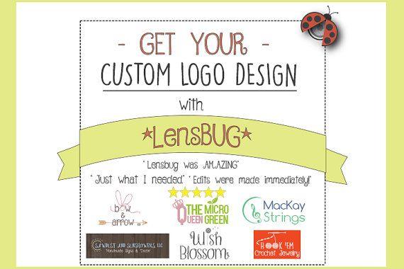 logo maker logo design logo creator logos cheap logos by LensBug