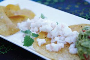 Yuzu Prawn & Scallop Ceviche Replacing some of the lime juice with yuzu juice takes the flavor profile of ceviche in a more complex and distinctive direction. Below is a recipe for ceviche tacos and a more traditional ceviche. Drink ...Read More »