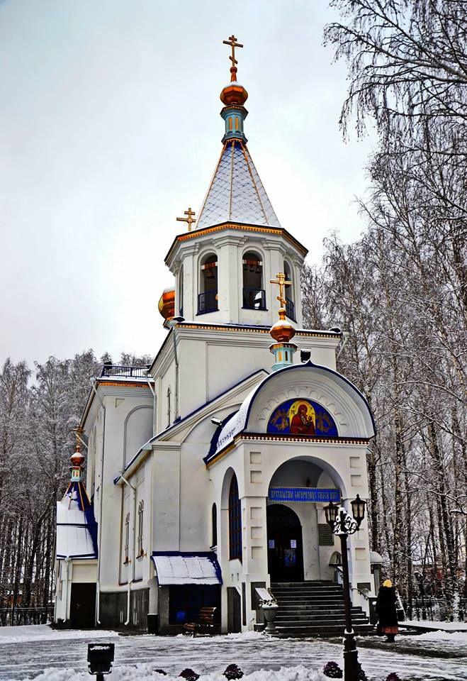 Церковь Утоли моя печали. Тарманы