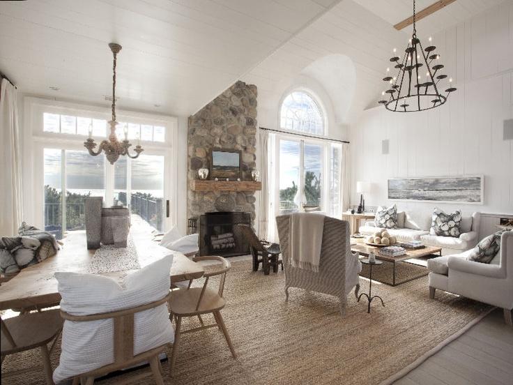 Trisha Troutz Hamptons Houses No 25 Living Room