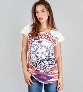 Blus Beemster from Desigual.