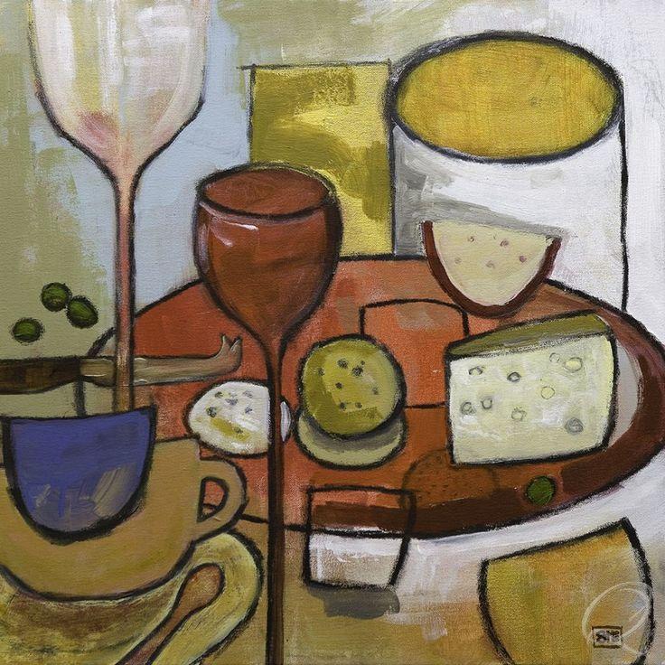 Gouda & Wine