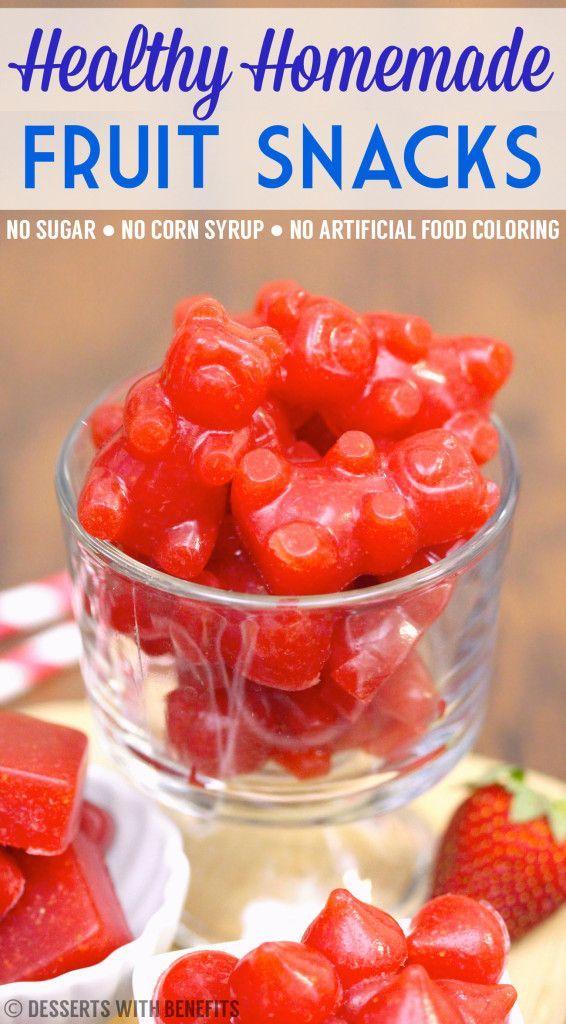 healthy fruit drink are welchs fruit snacks healthy