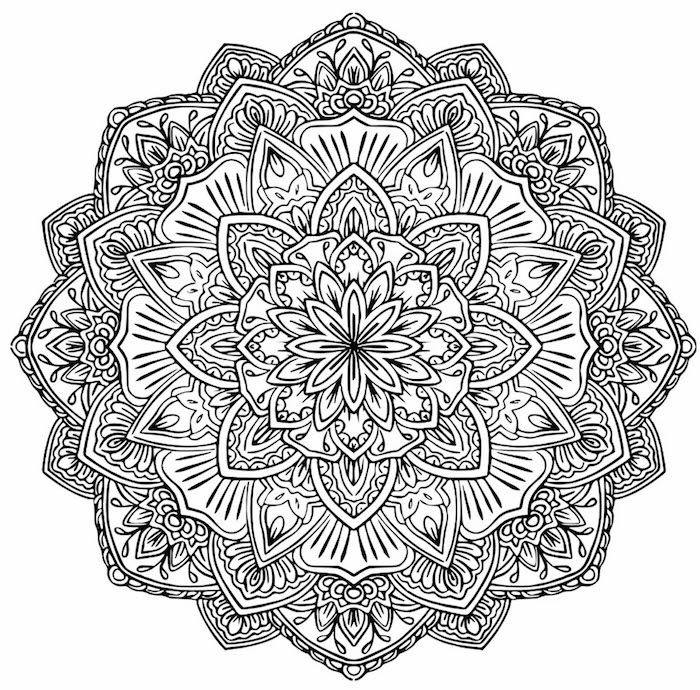 1001 Coole Mandalas Zum Ausdrucken Und Ausmalen Mandalas Zum Ausdrucken Ausmalbilder Zum Ausdrucken Mandala Ausmalen