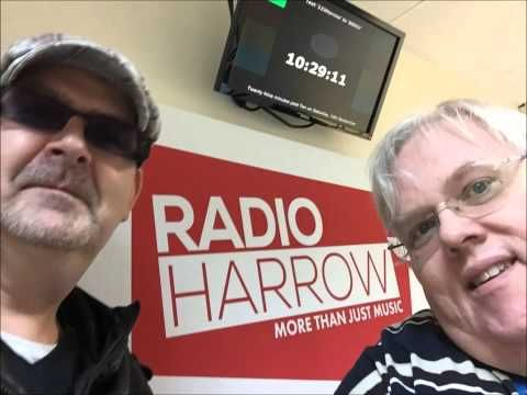 GAZ REYNOLDS RADIO INTERVIEW SUPPORTING MACMILLAN CANCER SUPPORT-WORLD'S...