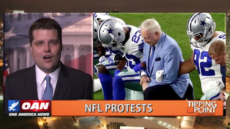 Rep. Gaetz Heading Bill to End NFL's Tax-Exempt Status  NFL's Tax-Exempt Status??? What the f...???