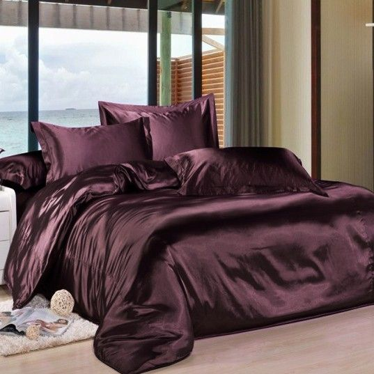 100 Pure Silk Sheets