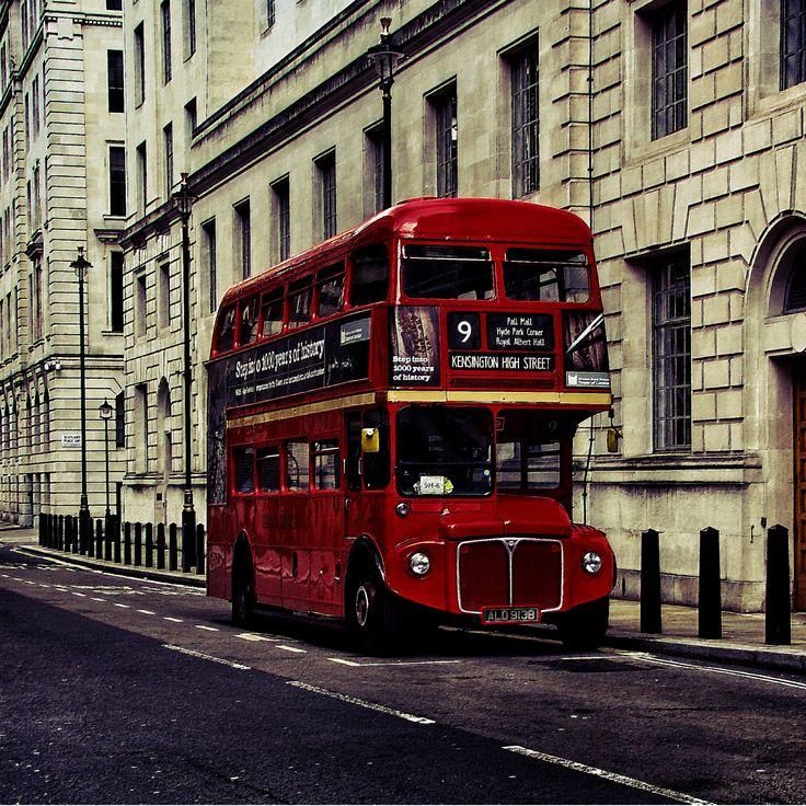 画像素材・壁紙2048x2048:ロンドン | 4 | ルートマスター・バス