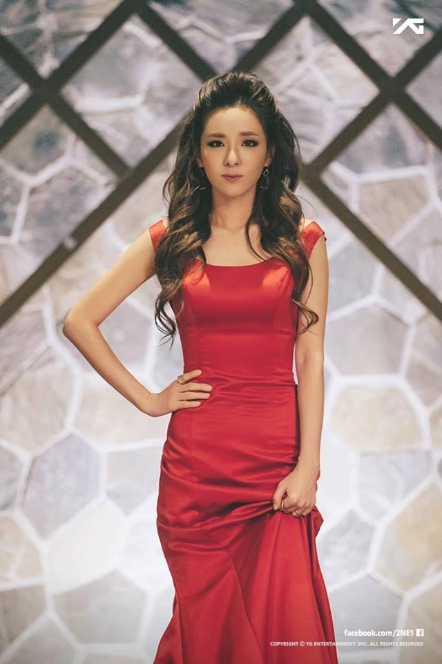 2NE1's Sandara Park Exudes Beauty in Behind the Scenes for Missing Korea   Koogle TV