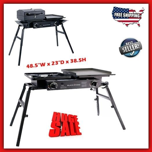 Gas Grill BBQ Best Grills On Sale Clearance Portable Propane Patio St. Steel Box