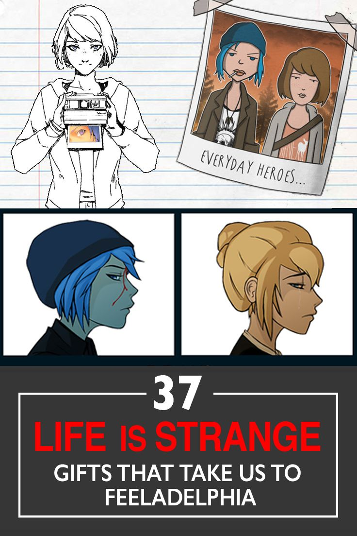 Life is Strange Funny - Life is Strange Fanart - Life is Strange Merchandise - Chloe Price - Max Caulfield - Life is Strange Shirt - Life is Strange is a game that sticks. It's a game that imprints itself in your mind for years, until you're old and grey, remembering the decisions you made in Arcadia Bay. Why not commemorate that with a Life is Strange gift or twelve? We've scoured the web for some hella cool gifts for anyone that loves Life is Strange, and we're sharing them with you.