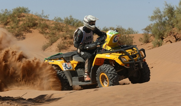 In the sahara desert of Morocco and not that far from Marrakech, nothing will stop your adventure spirit. Drive quad or dune buggy deeply in the sahara desert.