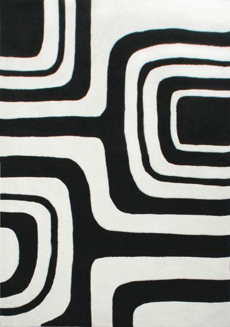 Hand Tufted Maze Rug